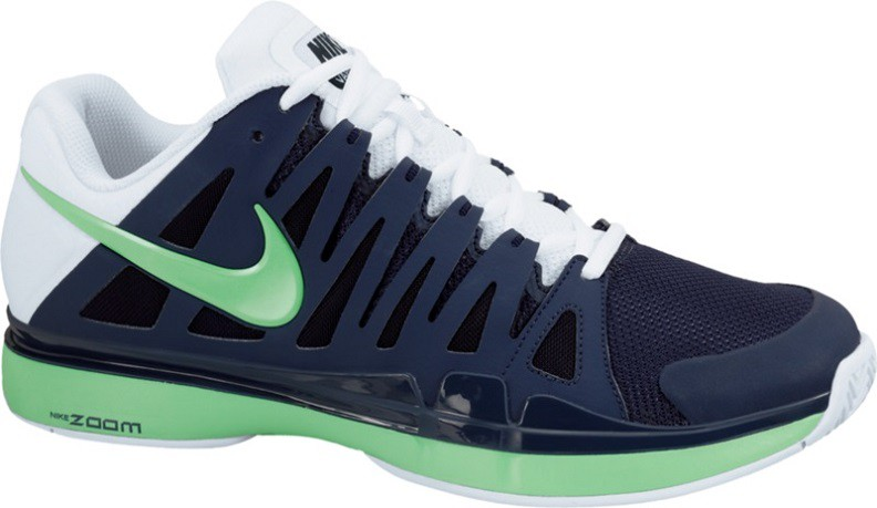 Nike Federer Zoom Vapor 9 Tour - French Open Tennisschuhe