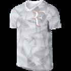 Nike Roger Federer T-Shirt weiss