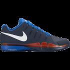 Nike Federer Zoom Vapor 9.5 Tour Clay Sandplatz - dunkelblau / rot