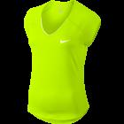 Nike Pure Top Gelb