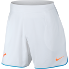 "Nike Court Flex Rafa Gladiator Short 7"" weiss"