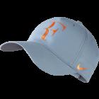 Nike Roger Federer Iridescent Cap - hellblau / orange